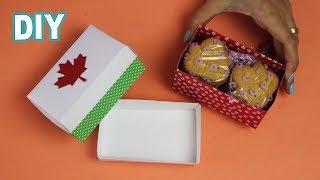 Passo a passo Lembrancinhas de papel | Caixa Fácil e Simples