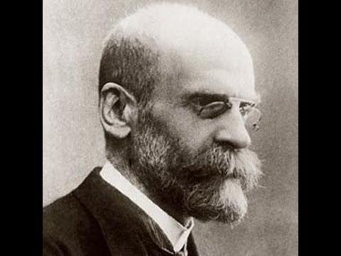 Émile Durkheim : Social Realism