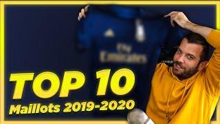 LE TOP10 DES MAILLOTS 2019 - 2020