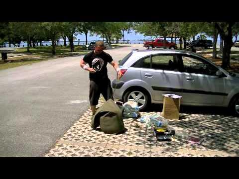 How To Make Sandbags For Fitness & Strength