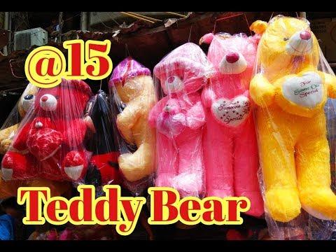 Soft Toys Wholesale Market In Delhi
