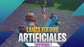 Filtrados Desafios Semana 4 Temporada 7 Fortnite Battle Royale