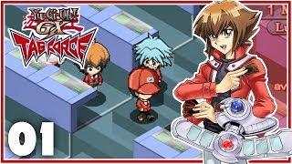 Retour à l'académie ! | Ep.1 | Yu-Gi-Oh GX Tag Force 1 Let's Play FR