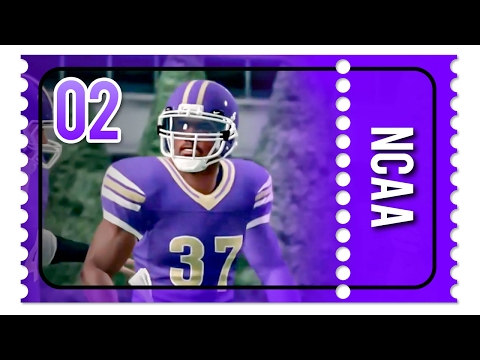 NCAA 14: SHAUN ALEXANDER II - #02 - Lets Play NCAA FOOTBALL 14 | Crunchtime United