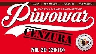 Cenzura Piwowara ... nr 29 (2019)