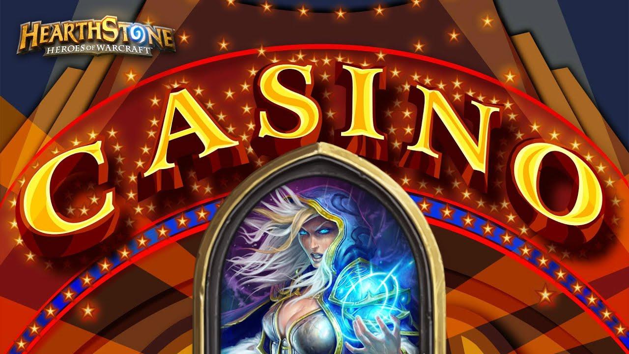 Casino Mage Forsen