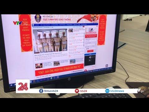 Từ 1/6, Người Dân Có Thể Tra Cứu Thông Tin Phương Tiện Vi Phạm Giao Thông Trên Mạng   VTV24