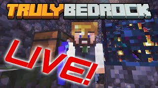 Truly Bedrock Live!  A quick test