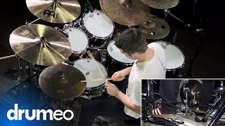 Matt Garstka Improvisational Jam - Drumeo