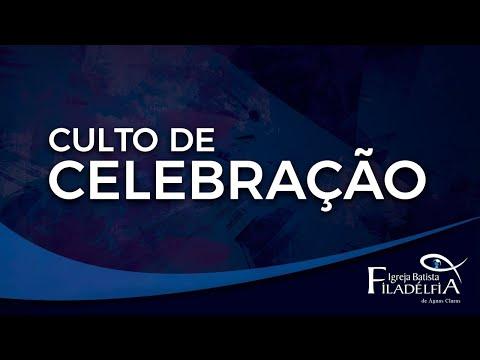 Culto De Celebração -  Pr. Audenor - 31\05\2020