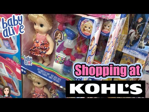 Shopping At Kohl's | Kelli Maple