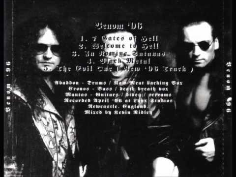 Venom - Black Metal (Re-Recorded Version)