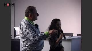 Лекторий МАММ. Творческая встреча с Жаном Пигоцци
