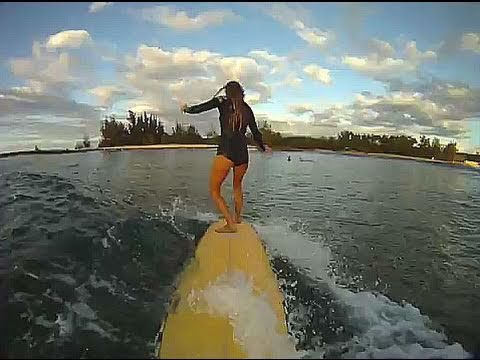Fever Girl Wallpaper Gopro Hd And Girl Surfer Daize Shayne Goodwin Youtube