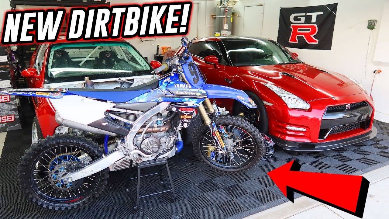 BUYING MY FIRST DIRTBIKE!!!