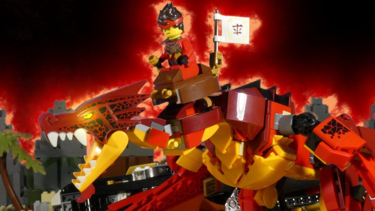 Download LEGO NINJAGO SEABOUND THE MOVIE - SEASON FINALE SNEAK PEEK SCENE