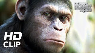 Repeat youtube video Dawn of the Planet of the Apes | 'Caesar's Story' | Featurette HD