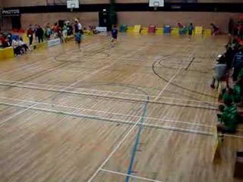 james seeley indoor athletics 4 lap in the orange