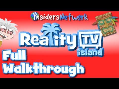 ★ Poptropica: Reality TV Island Full Walkthrough ★