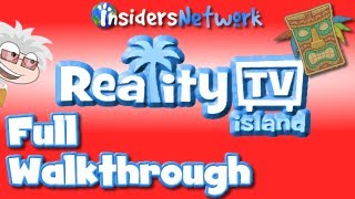 ★ Poptropica: Reality TV Island Full Walkthrough ★