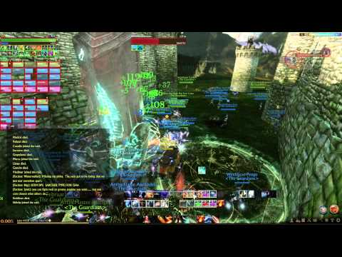 Archeage - The Guardians vs The White Order Heedmar Castle Siege 3/29/15