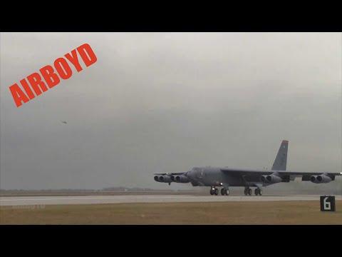 B-52 Morning MITO (Minimum Interval Take Off)