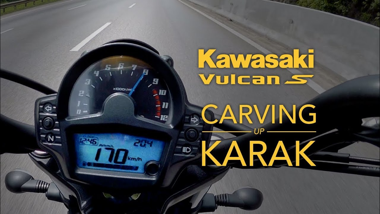 Ride 31 Carving Up Karak Kawasaki Vulcan S Top Speed