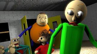 - SFM BALDI Baldi s Basic In Learning REVENGE OF THE BULLY CAPTURES BALDI PLAYTIME Animation