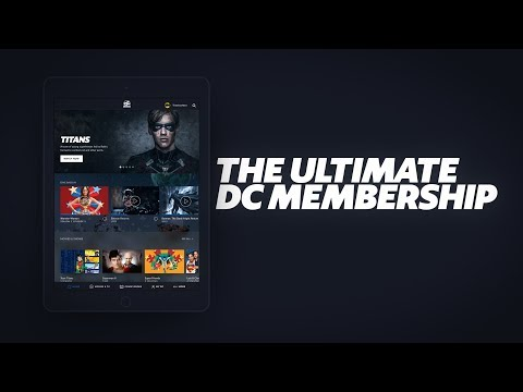 This Is Your Universe | Launch Trailer (extended version) | DC Universe | The Ultimate Membership
