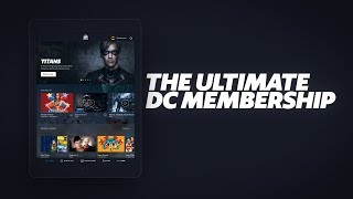 DC Universe | This Is Your Universe | Launch Trailer (extended version)