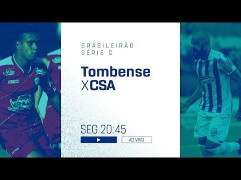 TOMBENSE X CSA | AO VIVO