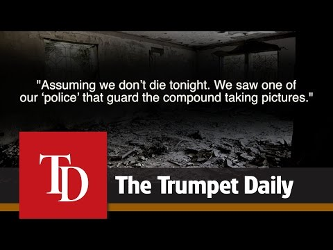 September 11 in Benghazi, Libya - The Trumpet Daily
