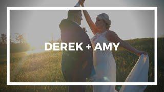 Derek + Amy | The Old Mill Farm Venue | Bedford, VA