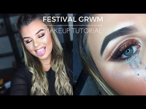 Festival GRWM Makeup Tutorial  l  Simonevzh Makeup