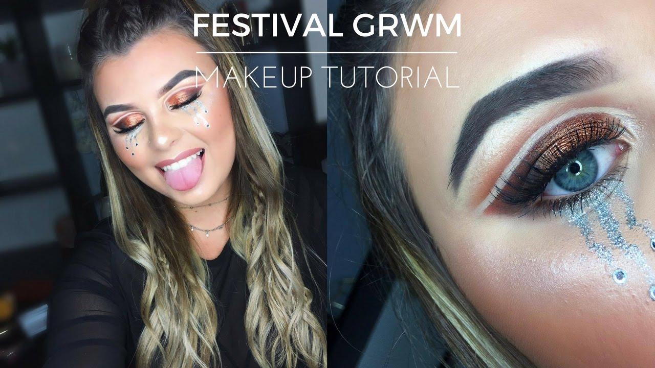 Festival grwm makeup tutorial l simonevzh makeup youtube festival grwm makeup tutorial l simonevzh makeup baditri Image collections