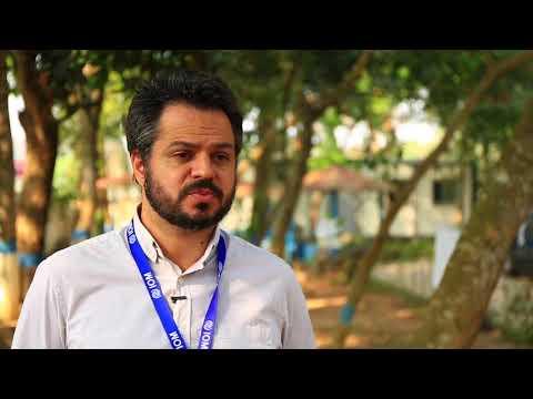 Português coordena operação humanitária da OIM em Cox's Bazar