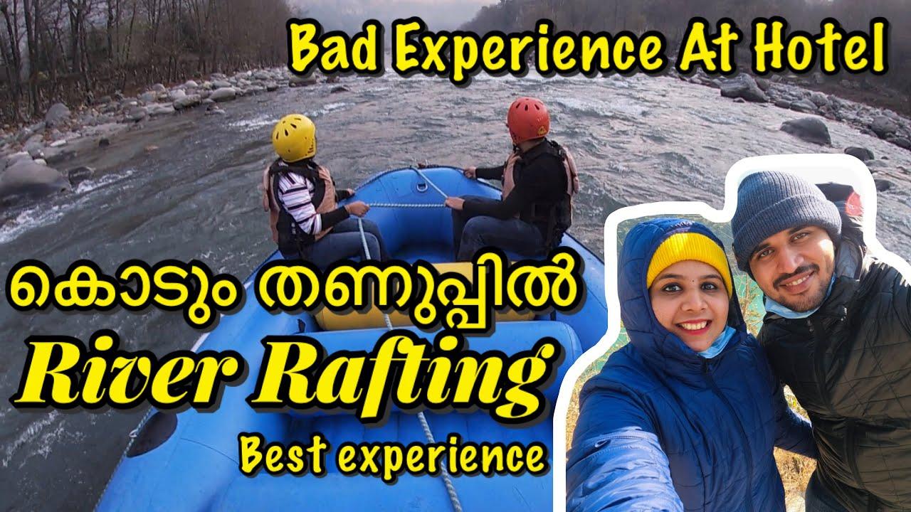 അങ്ങനെ ഞങ്ങൾ River Rafting ചെയ്തു | On The Way To Manali | Snowfall At Manali | Part 4