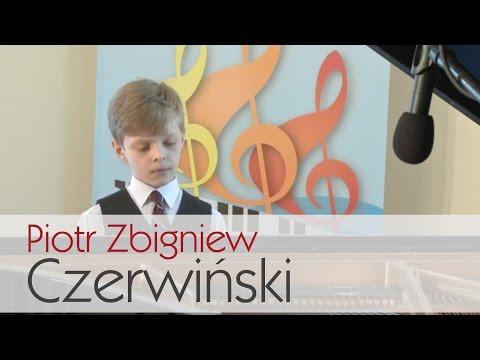 Piotr Zbigniew Czerwiński - The 23rd International Fryderyk Chopin Piano Competitio