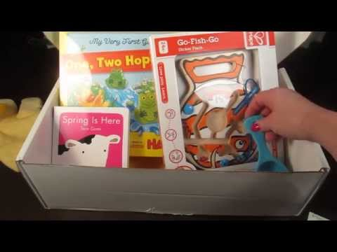 Austin Lloyd + Discount - Toy/Book Subscription Box