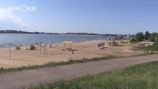 Четыре из пяти пляжей Казани готовы к открытию(, 2015-05-28T13:57:55.000Z)