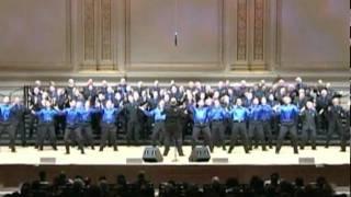 Alexandria Harmonizers at Carnegie Hall - Summertime