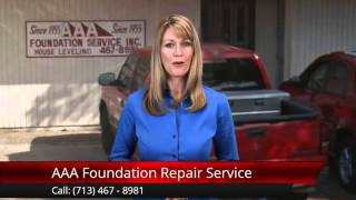 Aaa Foundation Repair Service Houston Perfect Star Review