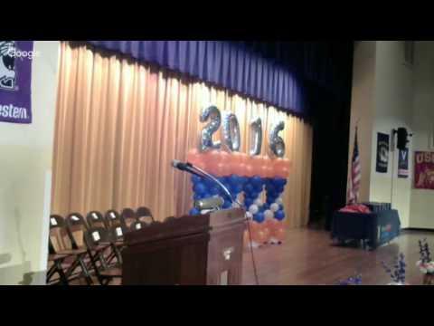 Catalyst Maria High School Graduation