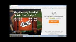 How to Sign Up & Win BIG MONEY in Fantasy Baseball | How to Play Fantasy Baseball