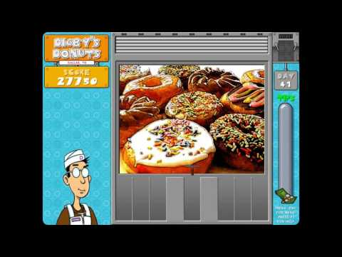 Digby's Donuts -  Game House Level 38-45