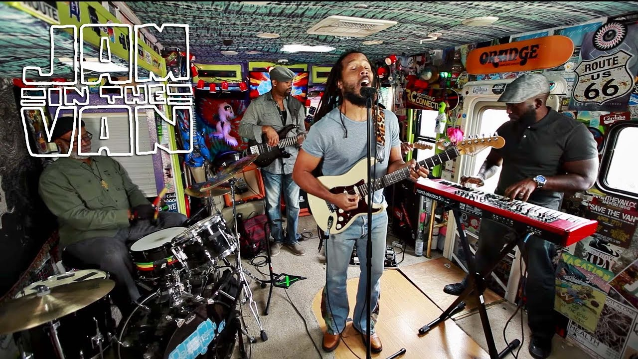 ZIGGY MARLEY - 'We Are The People' (Live from Feast2theBeat in Ventura, CA 2016) #JAMINTHEVAN