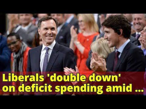 Liberals 'double down' on deficit spending amid improving economic outlook