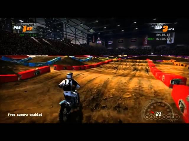 MX Vs ATV: Supercross (видео)