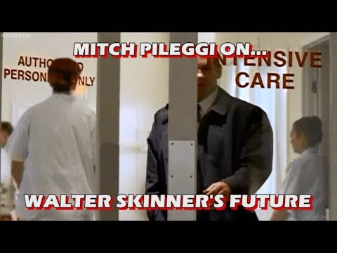 The X-Files Interview - Mitch Pileggi on Walter Skinner's Future