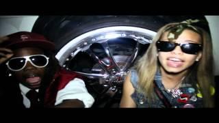 """Miss Mulatto Ft. Lil Playboy """"Big Dawg"""" OFFICIAL MUSIC VIDEO #MixedBreedTheMixtape"""